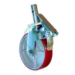 castor wheel 200mm