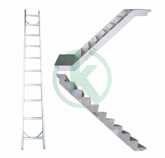 Aluminium Stair & Ladder
