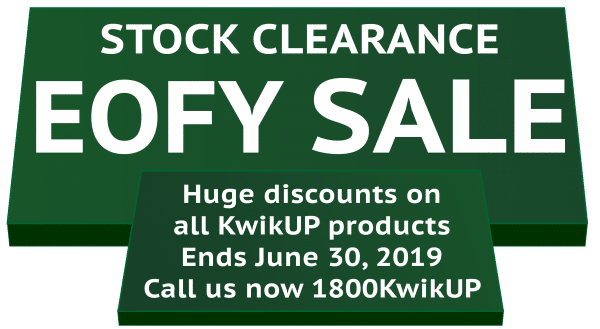 Stock Clearance EOFY Sale